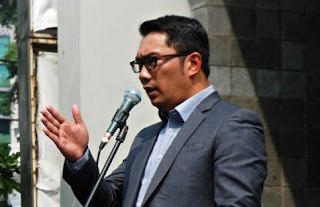 Ridwan Kamil Kembali Jadi Wali Kota Bandung