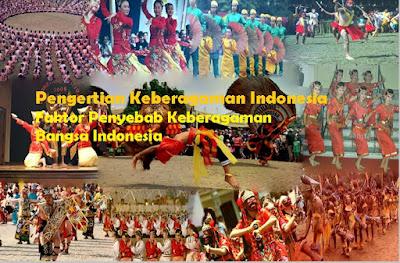 Keragaman bangsa Indonesia