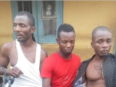 Operation Amotekun Officers Arrest First Sect of Criminals, Hand Them Over To Police