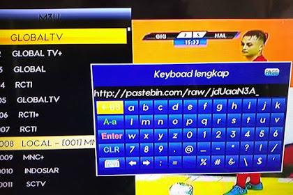 Link URL M3U SONY Network HD - All Sport - Active 2020