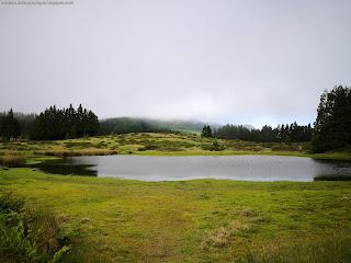 PORTUGAL / Lagoa do Negro, Ilha Terceira, Açores, Portugal