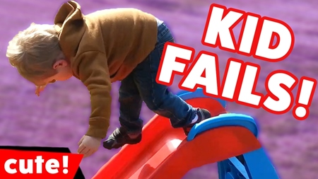 Funniest Kid Fails Compilation February 2017