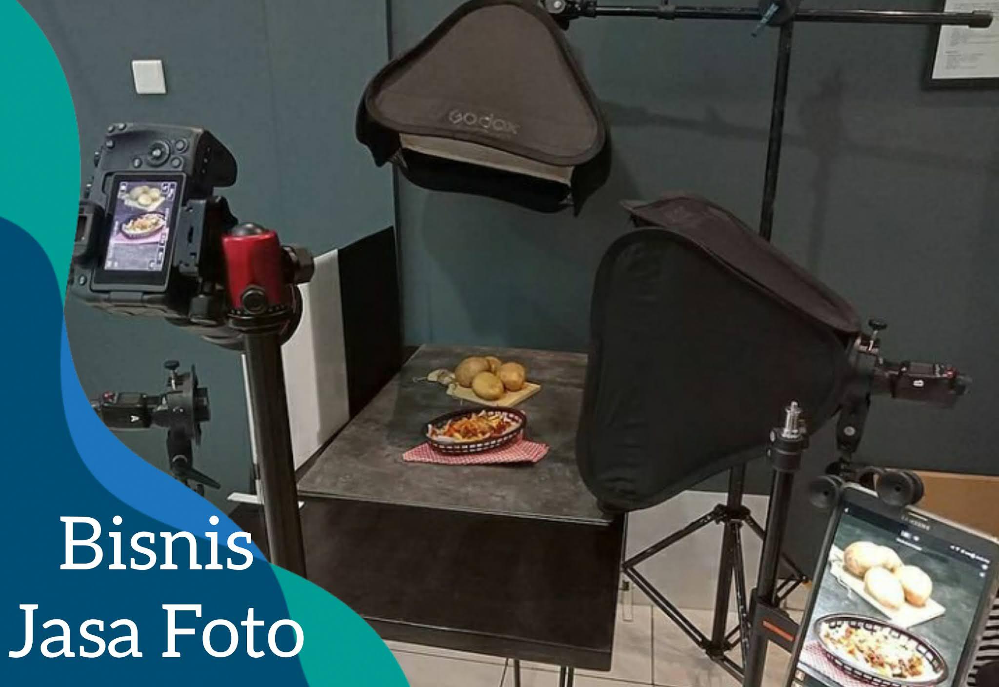 bisnis jasa fotografi