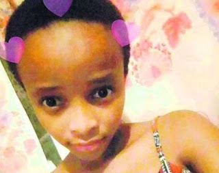 15 yr old girl stabbed to death