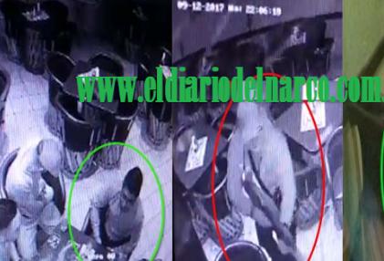 VIDEO; Así es como sicarios ingresan a un bar y ejecutan a 3 mujeres y 2 hombres en Irapuato