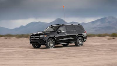 2020 Mercedes-Benz GLS 580 SUV Review