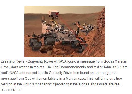 Tablets Found On Mars NASA - Pics about space