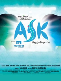 "design poster of ""ASK- Aaru Sundarimarude Katha"""