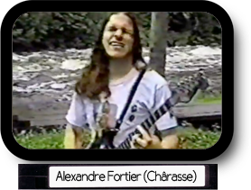 Alexandre Fortin (Alias Chârasse)