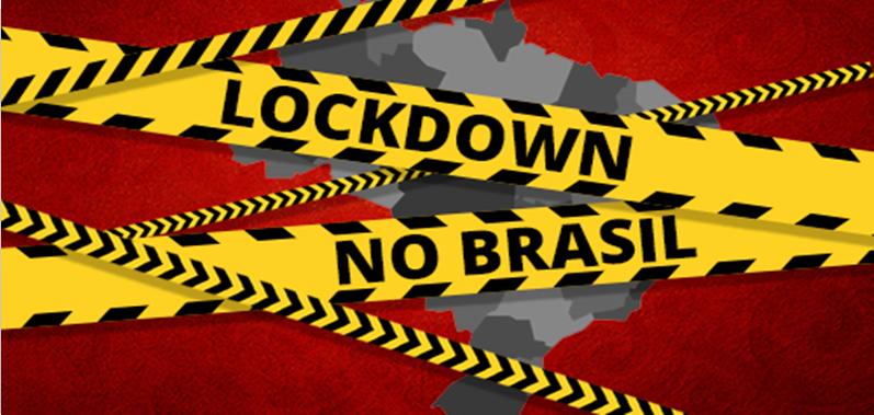 Lockdowns vai levar a fome em massa cedo ou mais tarde... Colapso