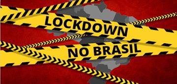 Lockdown vai levar a fome em massa cedo ou mais tarde... Colapso