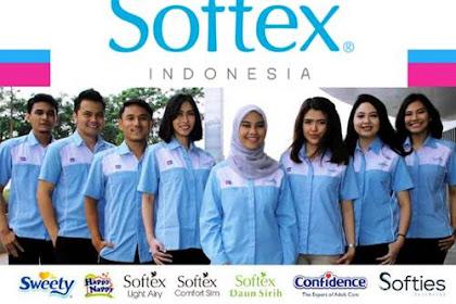 Lowongan PT. Softex Indonesia Pekanbaru Mei 2019