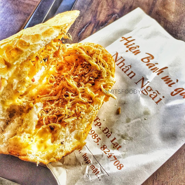 The most famous bread in HCMC