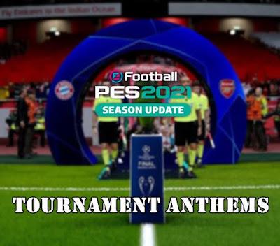 New Tournament Anthems V2