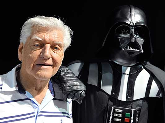 David Prowse es el protagonista del documental I am your father