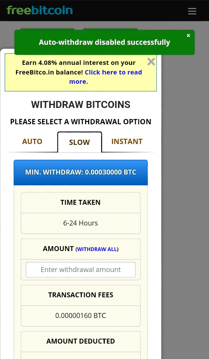 شرح موقع freebitcoin لربح البيتكوين يوميا والحصول على المال