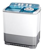 Harga Mesin cuci LG spesifikasi lengkap