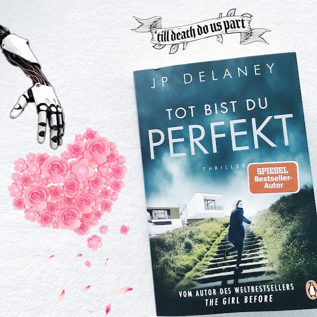 Buchcover tot bist du perfekt