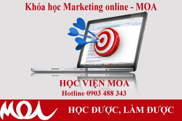 Trung tâm đào tạo Marketing Online - MOA