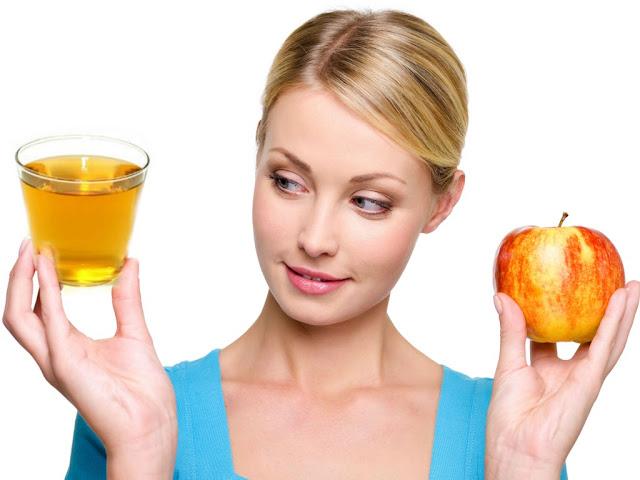 Manfaat Cuka Apel Untuk Kesehatan