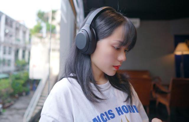 Headphone Sony WH-1000XM4