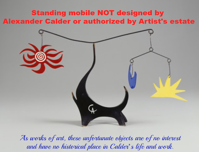 Sold $24,857 by Massol as Alexander Calder L'Élephant Noir on 8/14/05