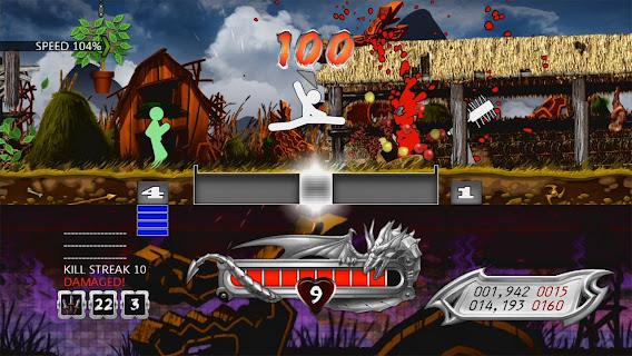 One Finger Death Punch ScreenShot 01
