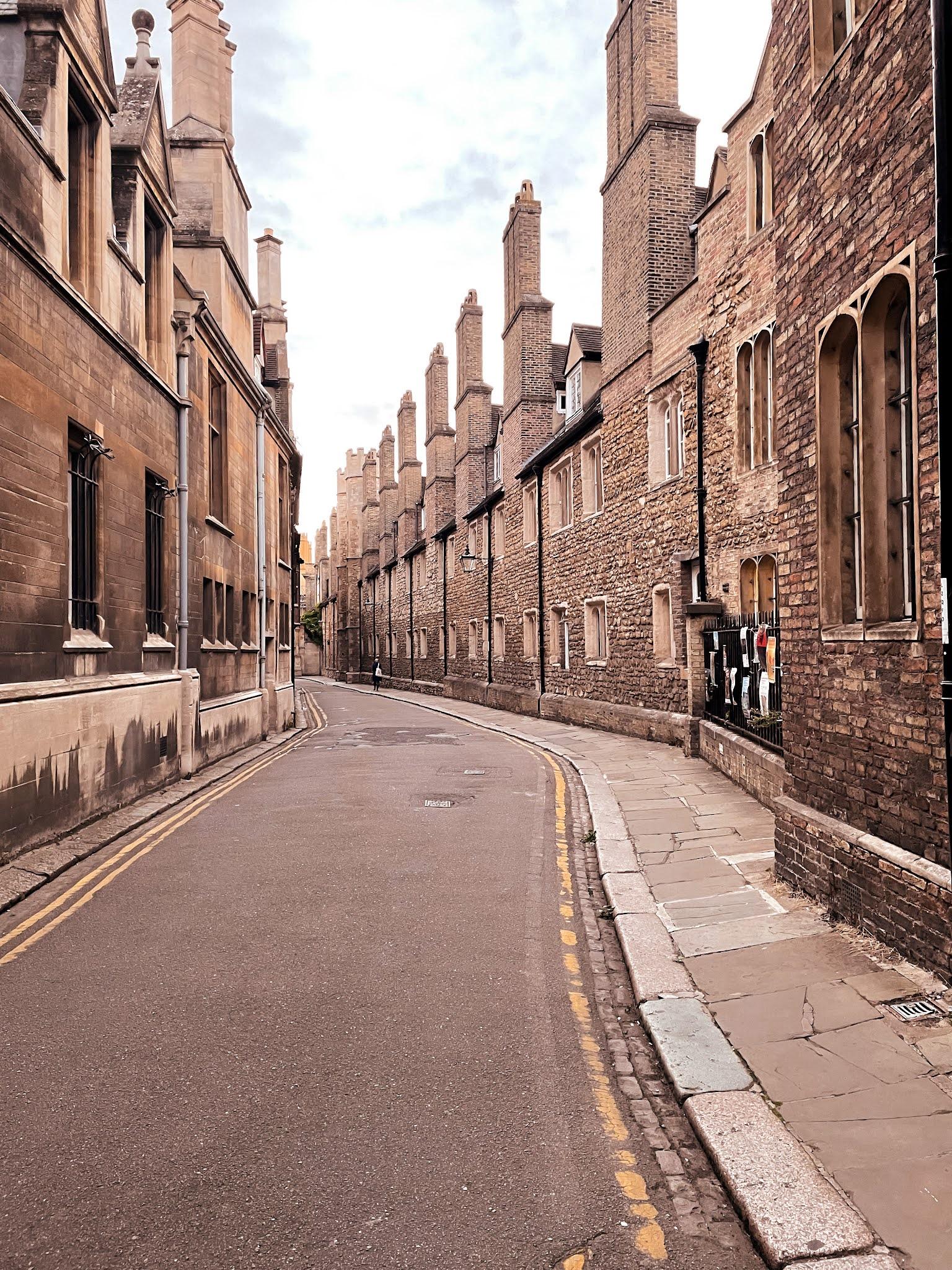 Trinity Lane Cambridge UK