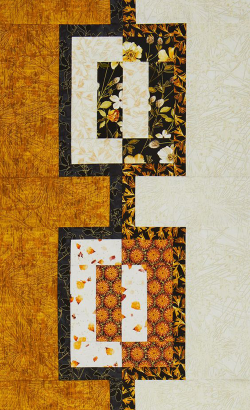 Gold Standard Table Runner - Free Quilt Pattern