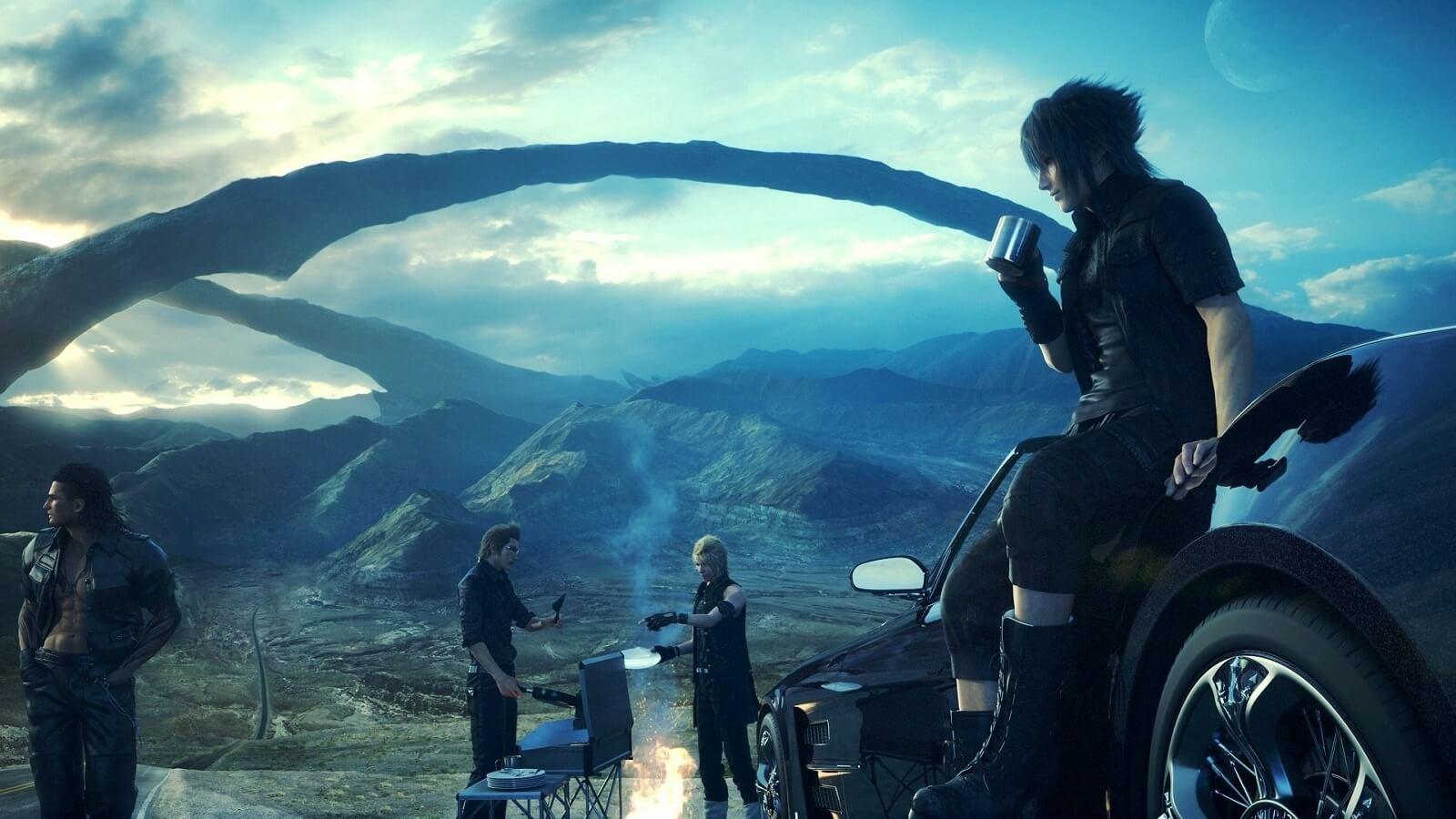 """Square Enix Mengumumkan DLC """"Party Pack"""" Final Fantasy XV, PC Mod Tool dan Masih Banyak Lagi"""