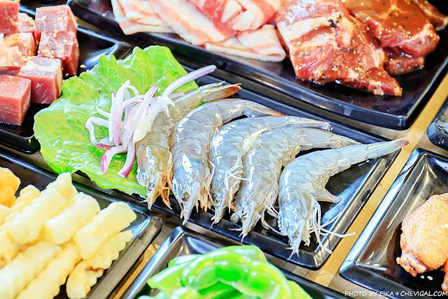 MG 1023 - 熱血採訪│韓式烤肉吃到飽400有找,多種肉品、蔬菜、熟食、小菜、飲料與冰淇淋,都在肉鮮生韓式烤肉吃到飽