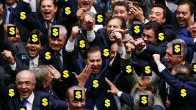 Partidos de direita e esquerda destruíram a nação brasileira