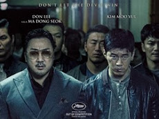 Review Movie The Gangster The Cop The Devil (Korean Movie starring Ma Dong Seok)