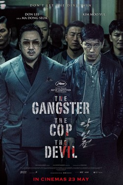 Review Korean Movie The Gangster The Cop The Devil (Starring Ma Dong Seok)