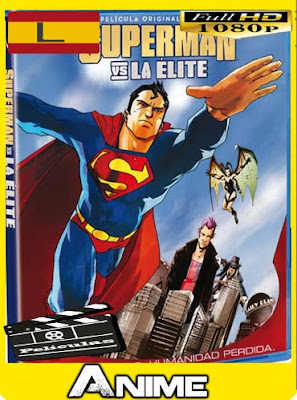 Superman vs. La Élite (2012)HD [1080P] latino [GoogleDrive-Mega]nestorHD