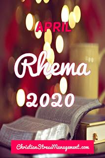 April 2020 Rhema