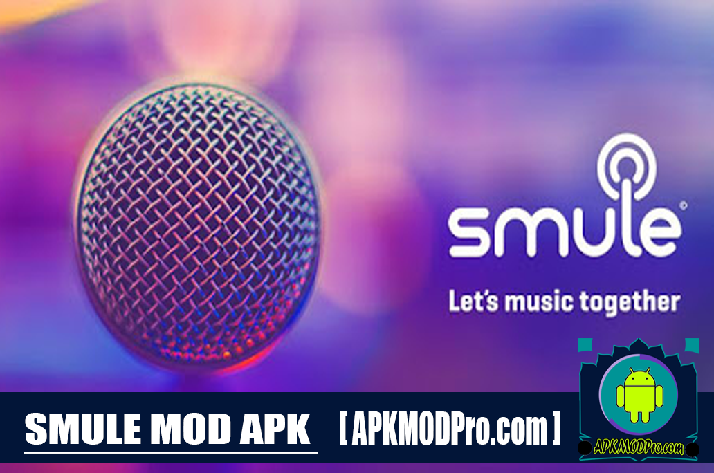 Smule MOD APK 6.8.7 (MOD Premium VIP Unlocked) for Android