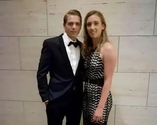 Elise Mertens With Her Boyfriend Webp