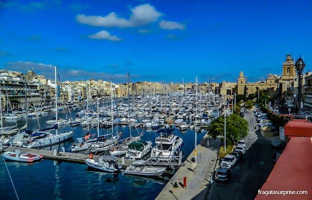 Marina La Vittoriosa, Birgù, Malta