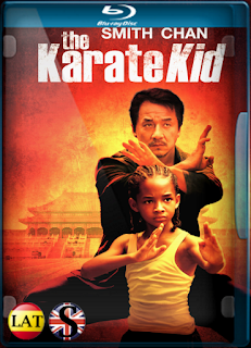 Karate Kid (2010) REMUX 1080P LATINO/INGLES