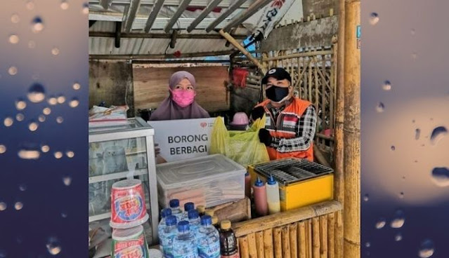 Program Borong Berbagi dari Rumah Zakat