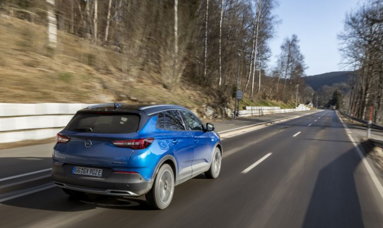 سيارة اوبل جراند لاند 2021 Opel Grandland X Hybrid4