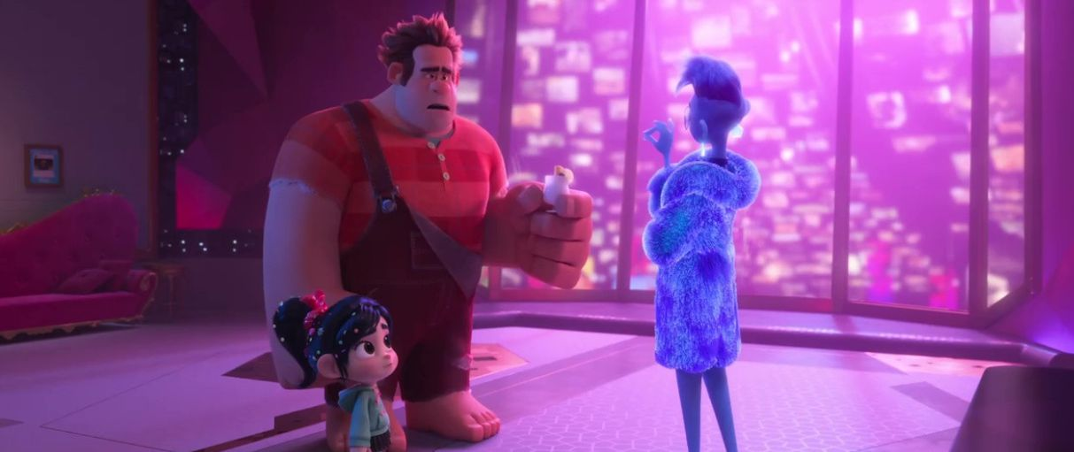 Download Ralph Breaks the Internet (2018) Movie G-Drive Links