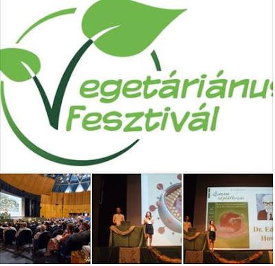 Találkozunk a 22. Vegetáriánus Fesztiválon