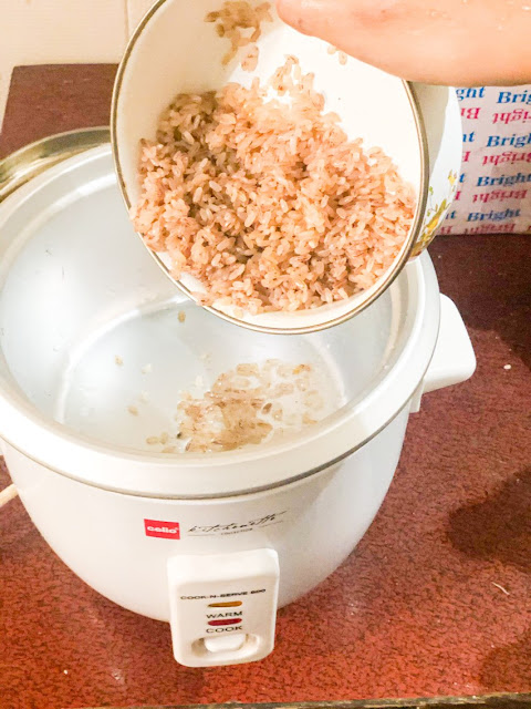 Instant Pot Brown Rice Recipe - Healthy and easy Recipe