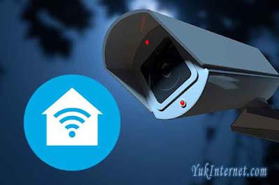 cara instalasi ip camera wireless