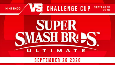 NintendoVS Challenge Cup September 2020 logo Super Smash Bros. Ultimate