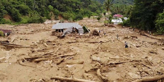 Jenis - jenis banjir