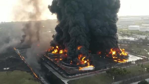 Kebakaran Tangki di Kilang Balongan, DPRD Jabar: Pertamina Harus Tanggung Jawab