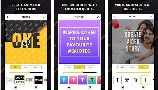 Aplikasi Untuk Membuat Teks Berjalan-5